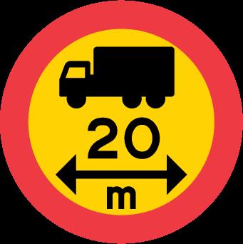 Begränsad fordonslängd